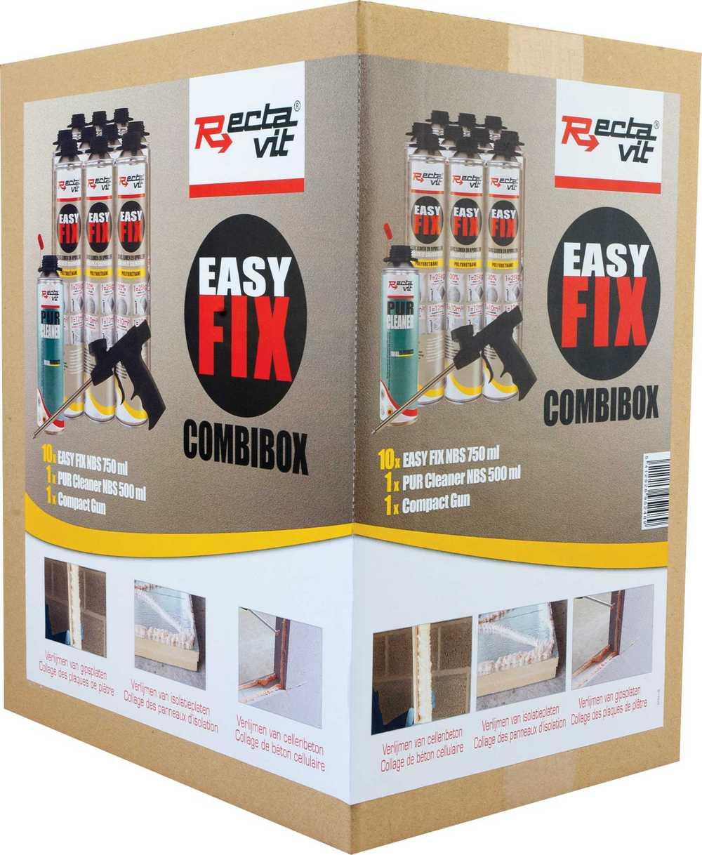 EASY FIX COMBIBOX set