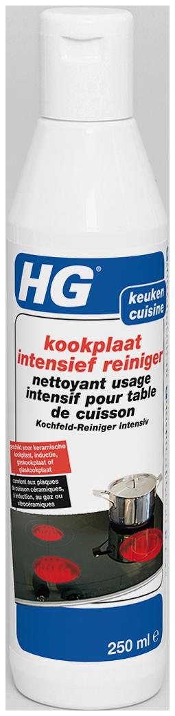 Hg Kookplaat Intensief Reiniger 250ml