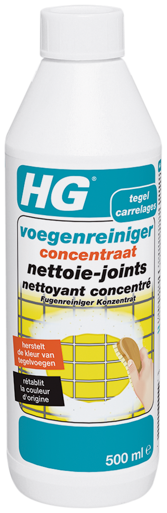 Hg Voegenreiniger Concentraat 500ml