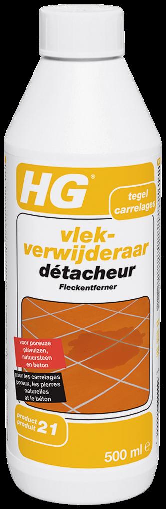 Hg Vlekverwijderaar (hg Product 21) 500ml