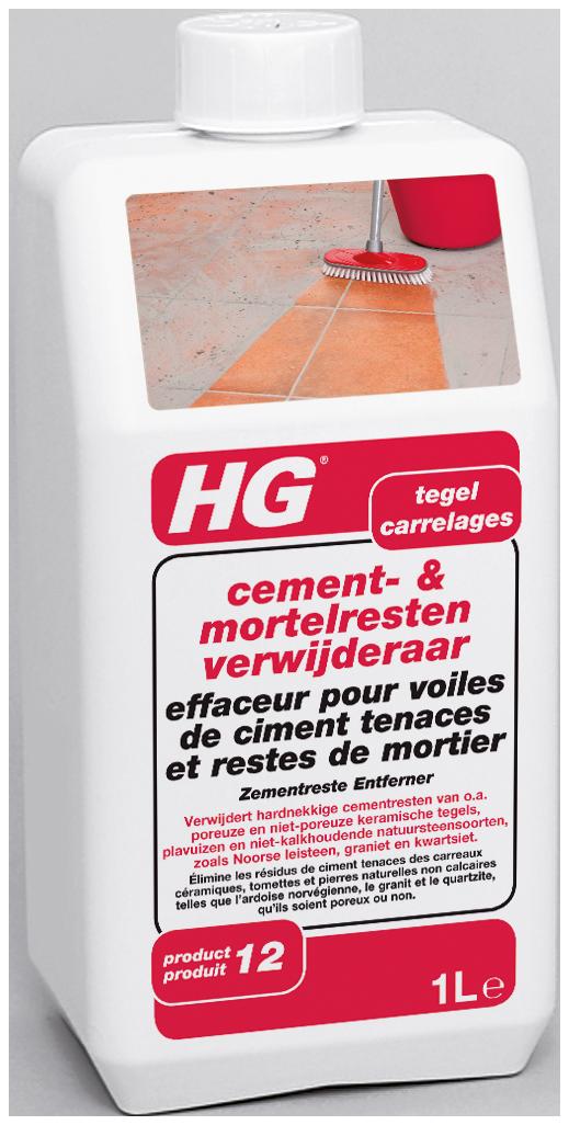 HG cement- & mortelresten verwijderaar (limex) (HG product 1