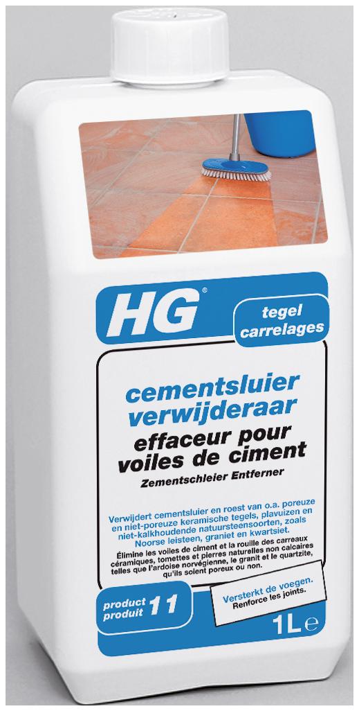 HG cementsluier verwijderaar (extra) (HG product 11) 1L