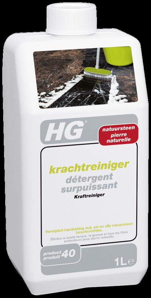 Hg Natuursteen Krachtreiniger (product 40) 1 L