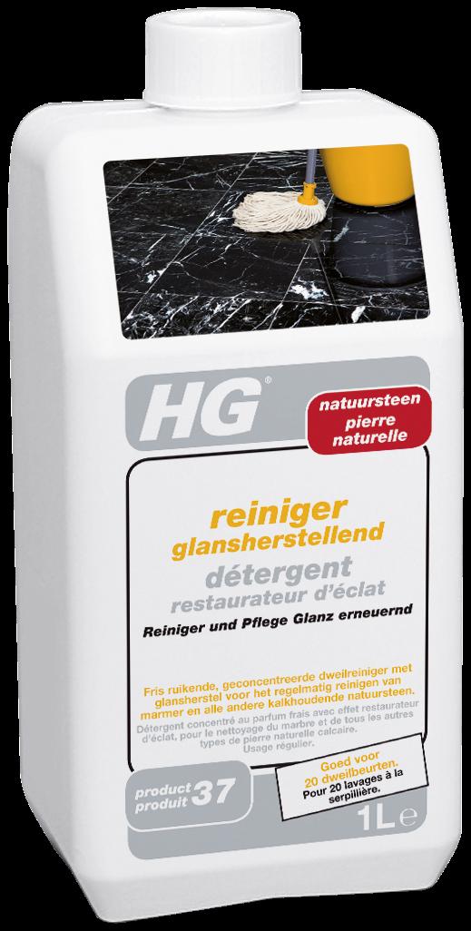 Hg Natuursteen Reiniger Glansherstellend (Product 37) 2 L