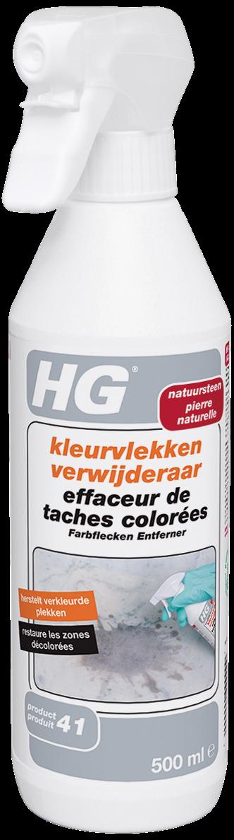 Hg Natuursteen Kleurvlekken Verwijderaar