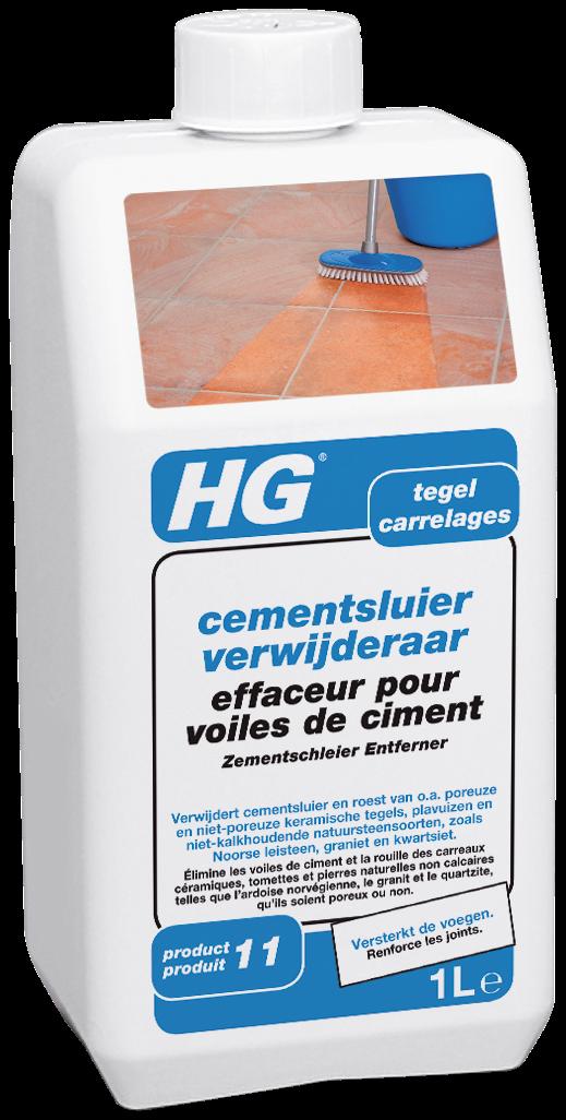 HG cementsluier verwijderaar (extra) (HG product 11) 2L