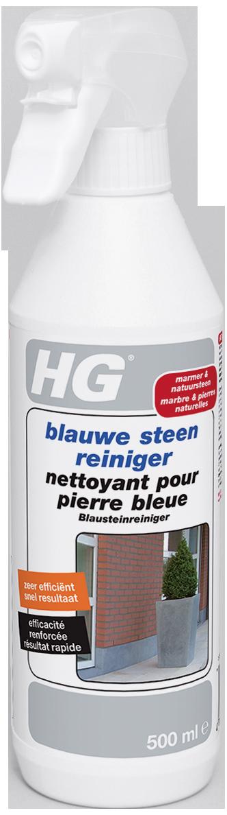 HG blauwe steen reiniger  500ML