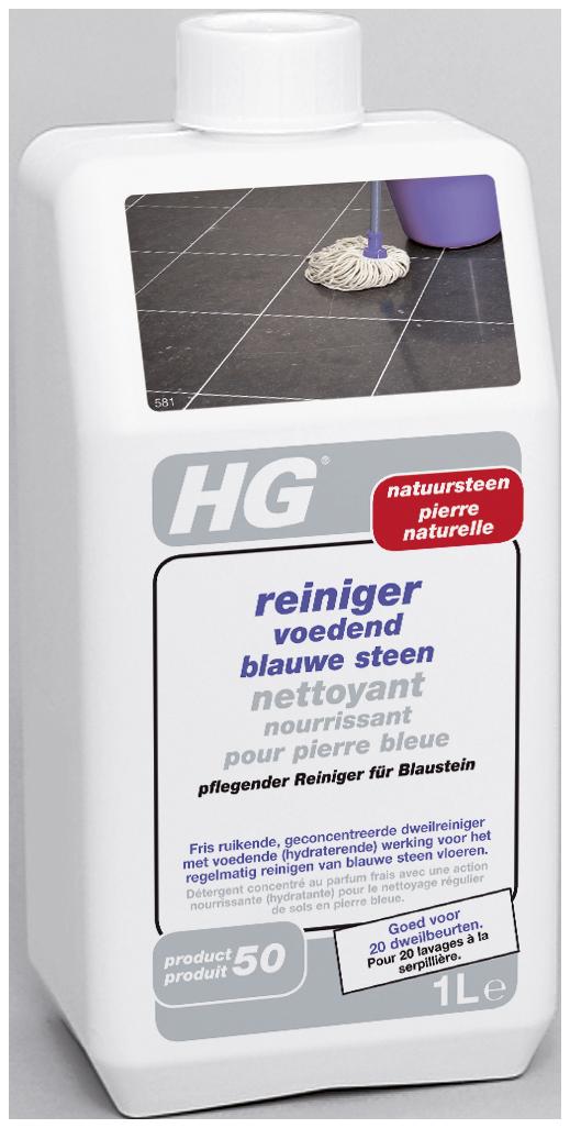 HG reiniger voedend blauwe steen / hardsteen (HG product 50)