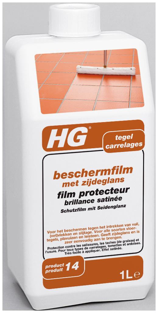 Hg Tegel Beschermfilm Met Zijdeglans (golvpolish) (14) 1 L