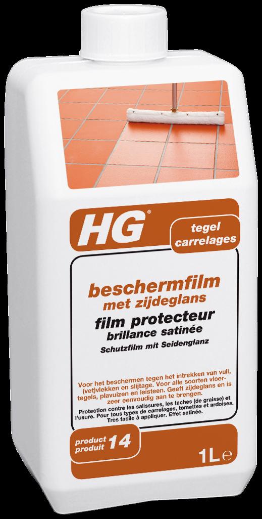 Hg Tegel Beschermfilm Met Zijdeglans (golvpolish) (14) 2 L