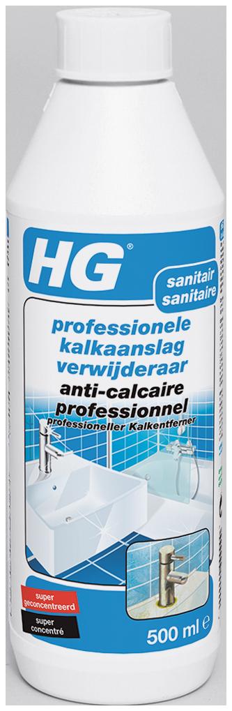 Hg Professionele Kalkaanslag Verwijderaar (hagesan blauw) 50