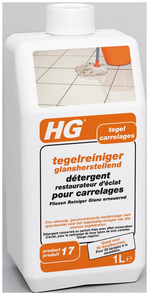 Hg Tegelreiniger Glansherstellend (vloerfris) (product 17)
