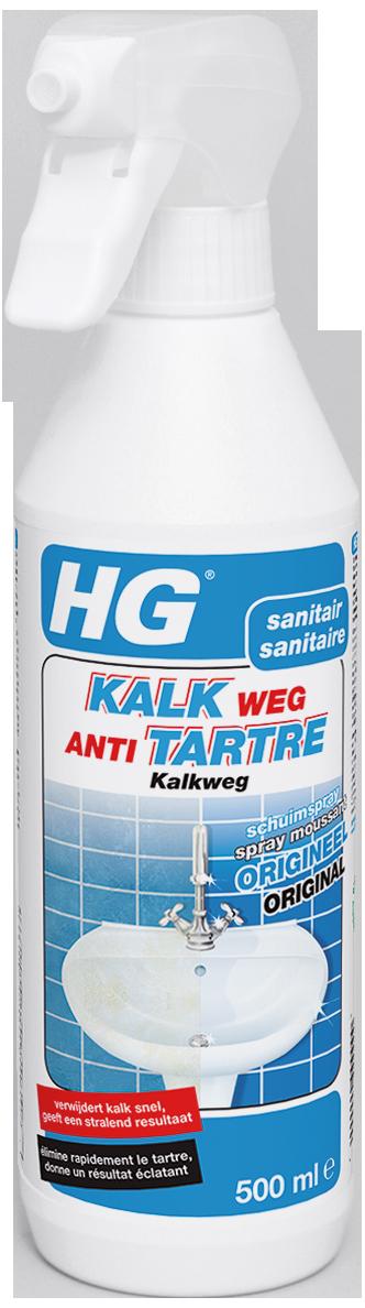 HG kalkweg schuimspray origineel 500ML