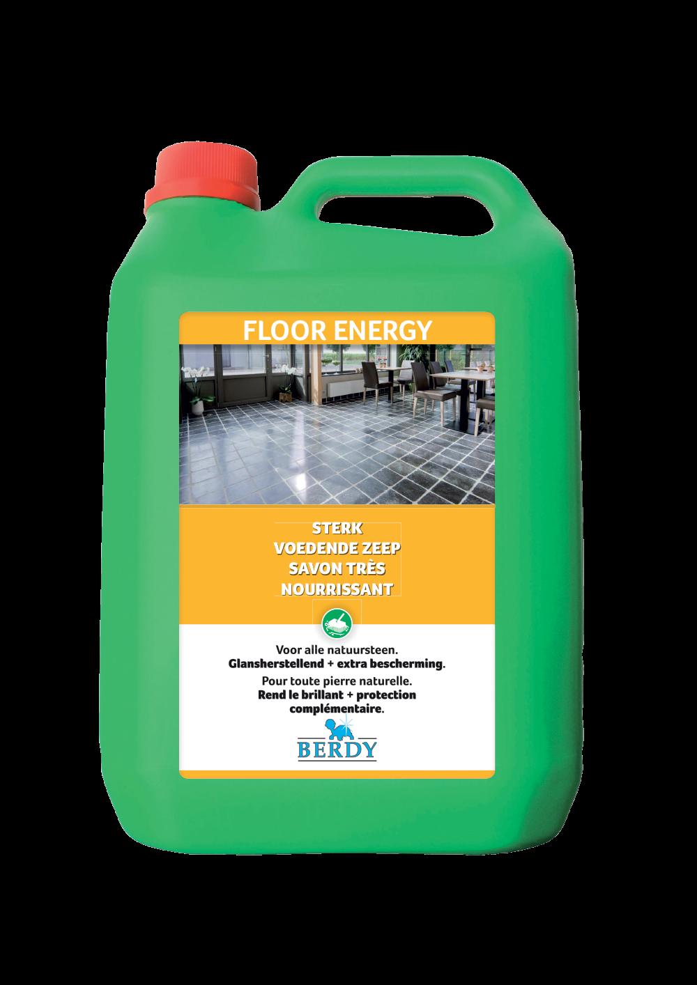 Berdy Natuursteen Floorenergy 5 L