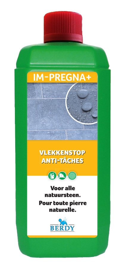 Berdy Natuursteen Impregna + 1l