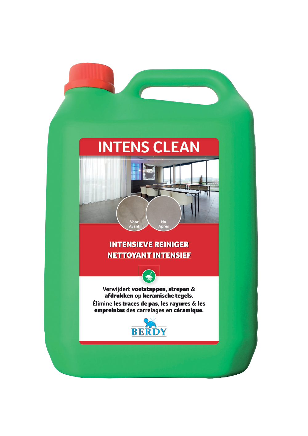 Berdy Keram.tegels Intens Clean 5 L