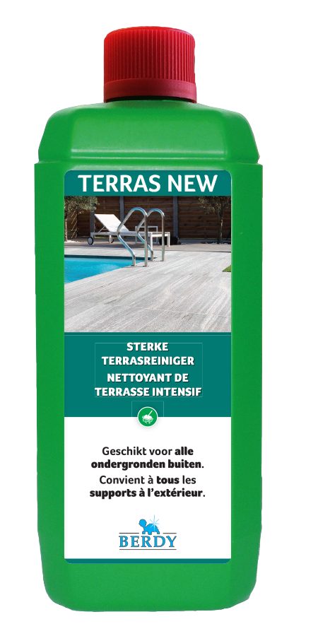Berdy Outdoor Terras New 1 L