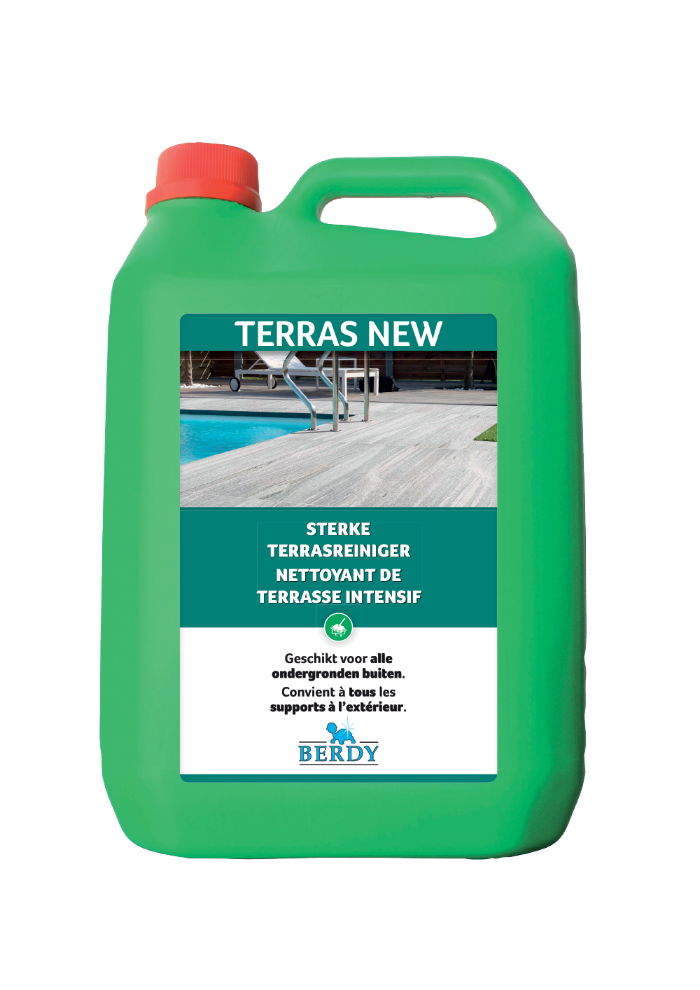 Berdy Outdoor Terras New 5 L