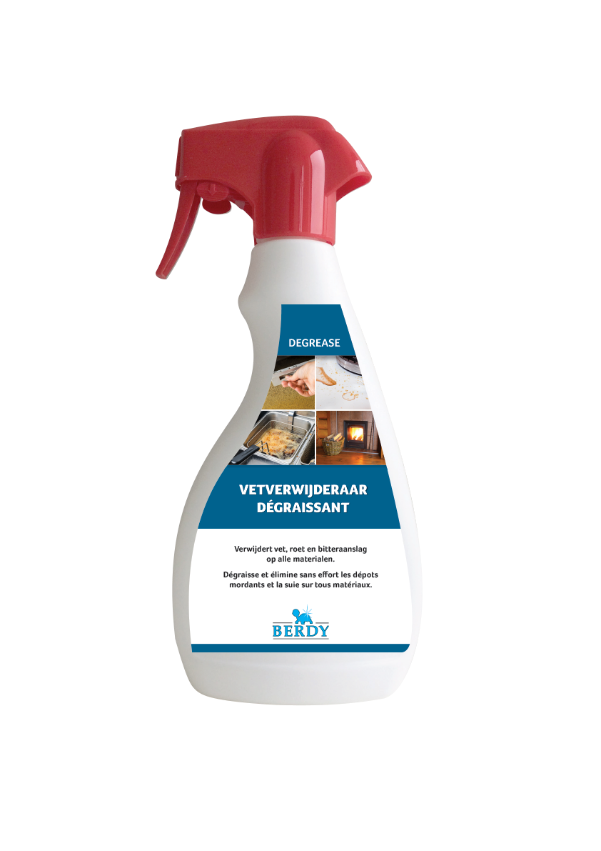 Berdy Home Degrease 500 Ml