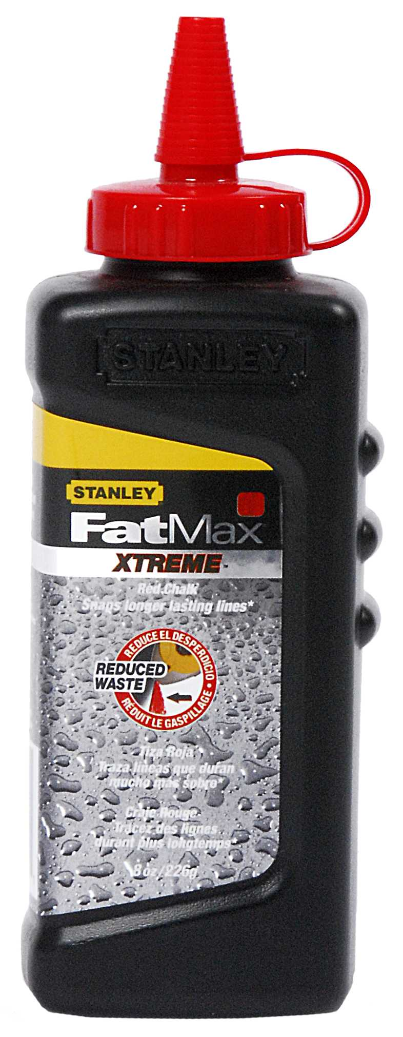 FatMax Pro Slaglijnpoeder - rood