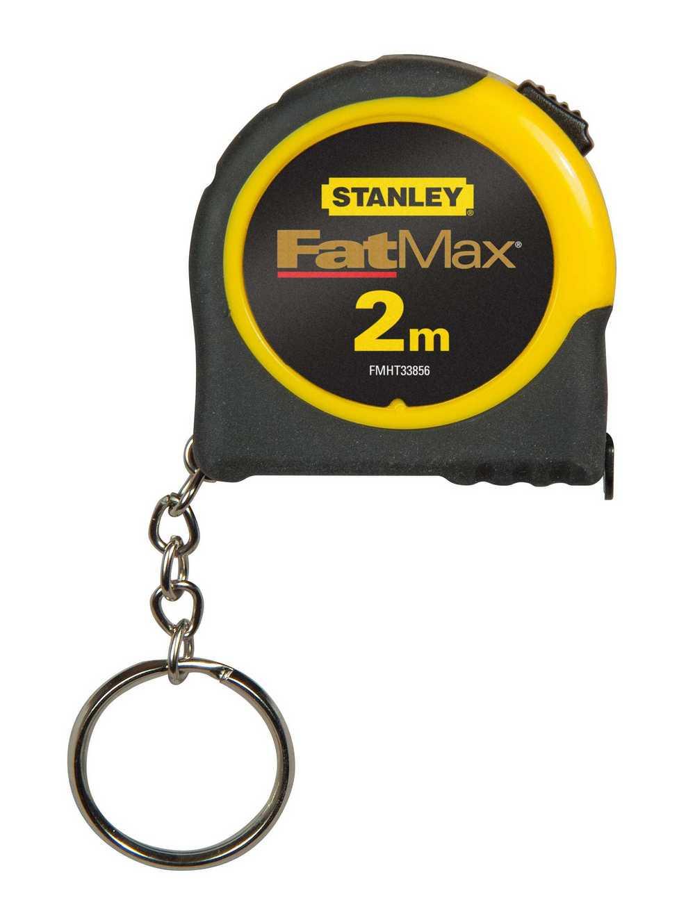 FatMax Rolbandmaat 2m Sleutelhanger Display x 36