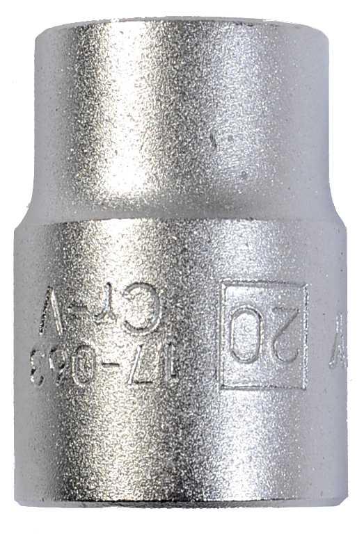 """1/2"""" Dop 20mm 12Pt"""