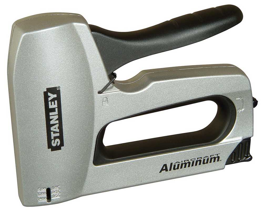 TR150HL Heavy Duty Handtacker Type G - alu