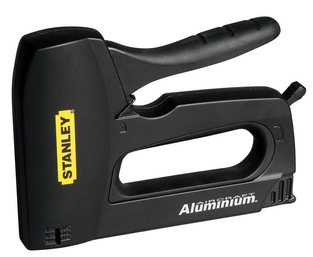 TR150L Lichte Handtacker Type A - alu