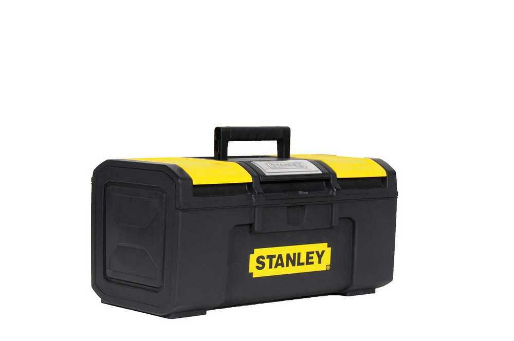 """Stanley Gereedschapskoffer 16"""" met automatische vergrendelin"""