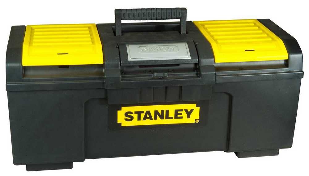 """Stanley Gereedschapskoffer 19"""" met automatische vergrendelin"""
