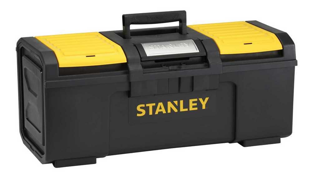 """Stanley Gereedschapskoffer 24"""" met automatische vergrendelin"""