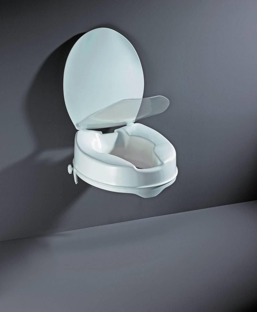 A0071001 Toiletverhoging Wit