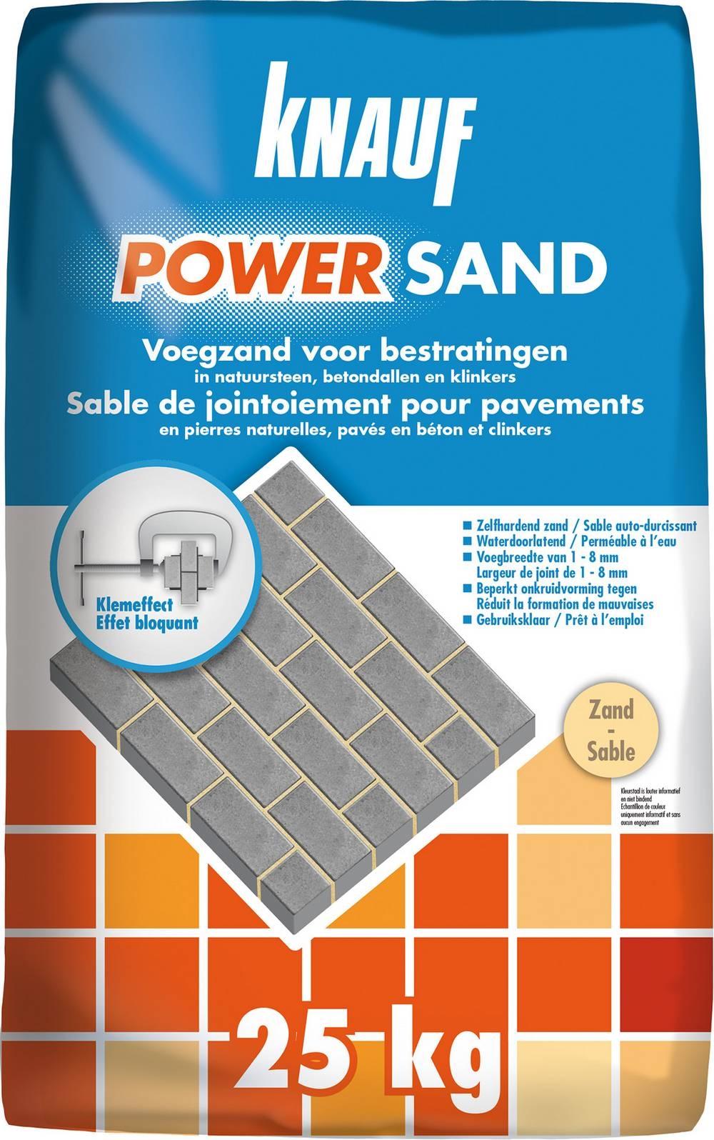 Powersand zand zakgoed 25kg (42)