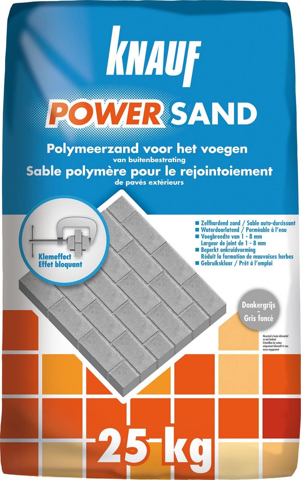 Powersand donkergrijs zakgoed 25kg (42)