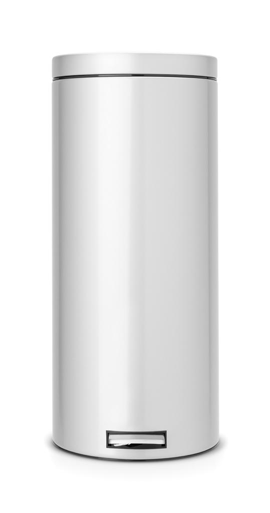 PEDAALEMMER 30L CLASSIC MET. GREY