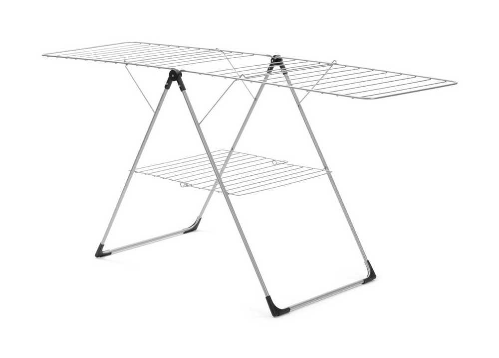 Droogrek T-model 20 meter Metallic Grey