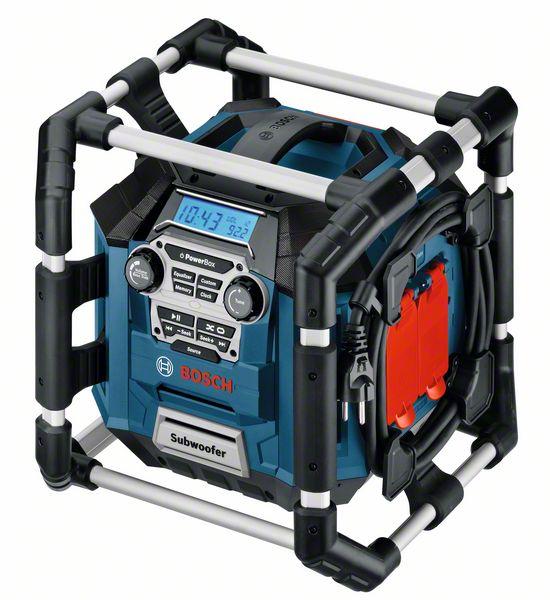 Radio PowerBox360 Start (GML 20) - NL/LUX (2x AA batterij en
