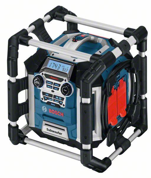 Radio PowerBox360 Deluxe (GML 50) - NL/LUX (2x AA batterij,