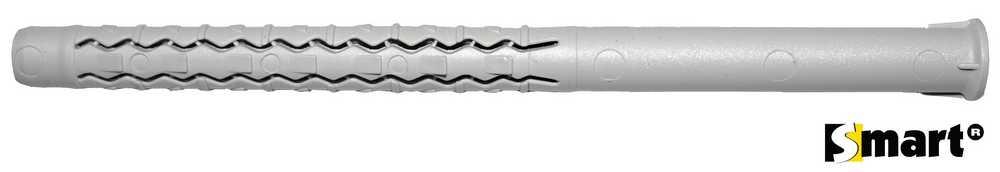 Nylon plug lange spreidingszone Ø8x120 (25)