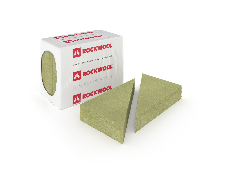 RockRoof Delta - 800x500x60mm - 4m²/pak