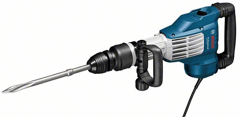 Breekhamer GSH 11 VC (Machinedoek, puntbeitel en vettube)