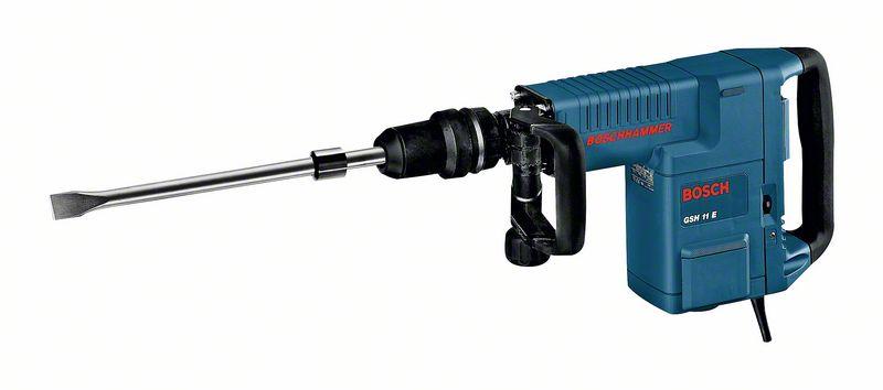 Breekhamer GSH 11 E (Handgreep, machinedoek, plattebeitel 40