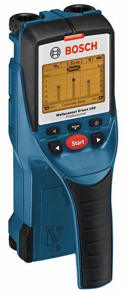 Detector D-tect 150 (IP54) (4x batterij 1,5 V LR6 (AA) en op