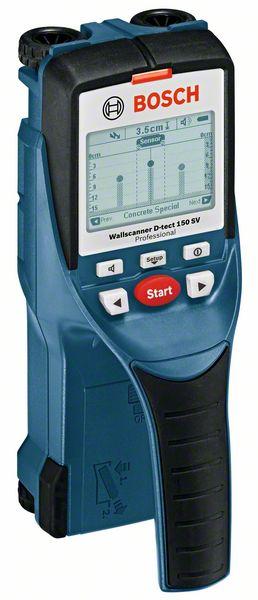 Detector D-tect 150 SV (IP54) (4x batterij 1,5 V LR6 (AA), o