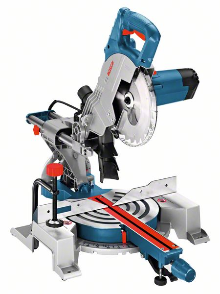 Stationaire machine GCM 800 SJ (Cirkelzaagblad Optiline hout
