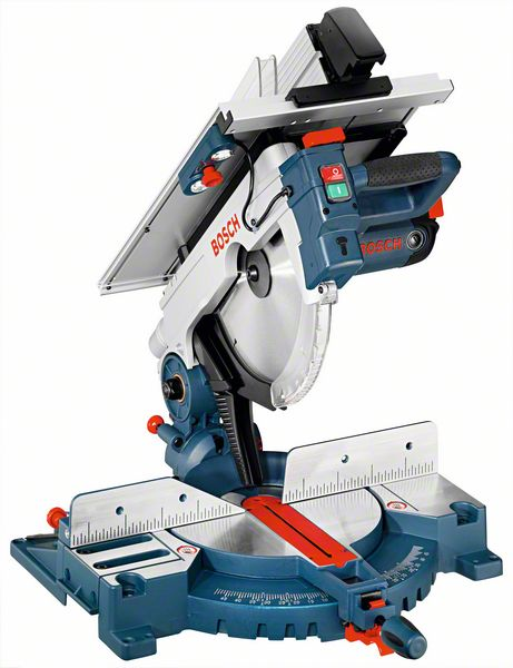 Stationaire machine GTM 12 JL (Duwstok, stofzak en zaagblad