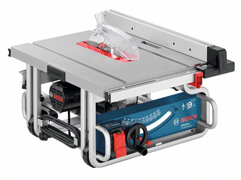 Stationaire machine GTS 10 J (Afzuigadapter, duwstok, hoekaa