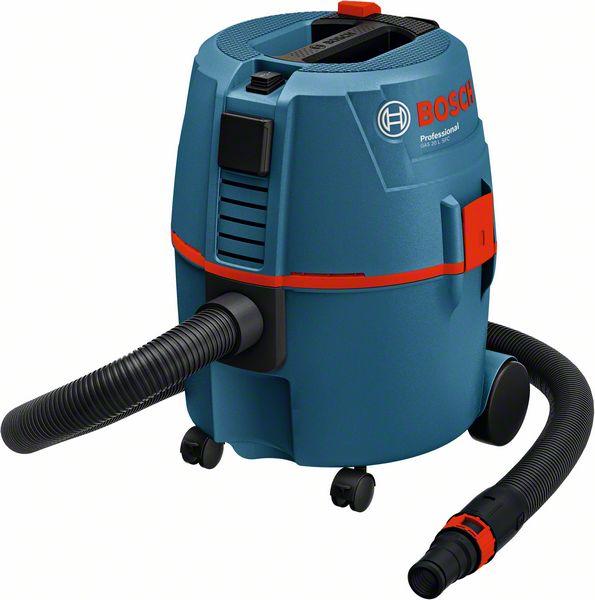 Stofzuiger GAS 20 L SFC - BE (incl penaarde) (2 x zuigbuis 0
