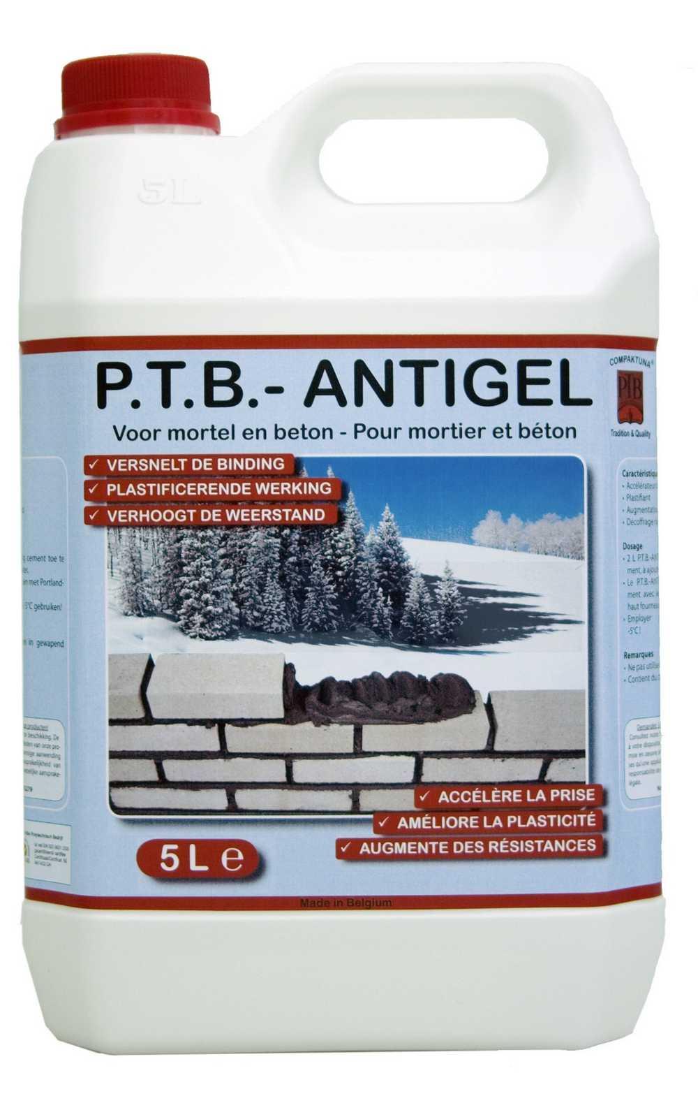 P.t.b.-antigel 5liter -