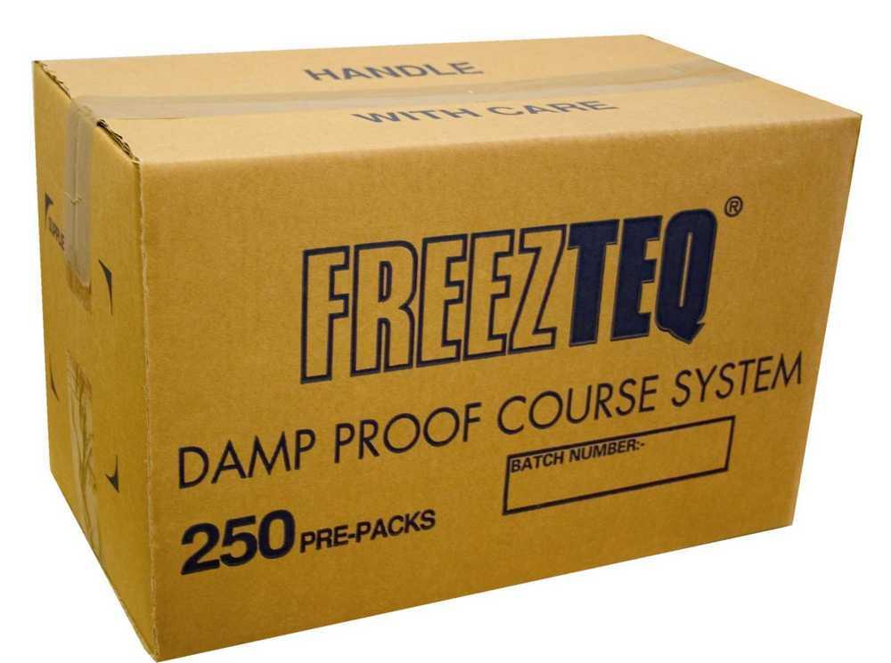 Freezteq® -- Kleurloos  250 Stk